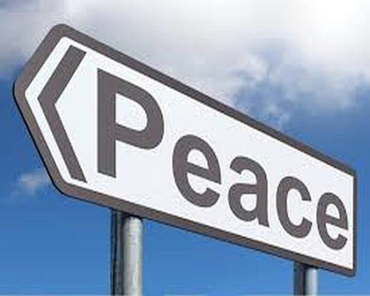 Peace: What the Bible Says About Perfect Peace