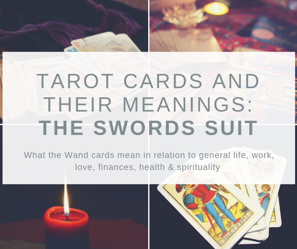 Tarot Cards and Their Meaning: The Swords Suit