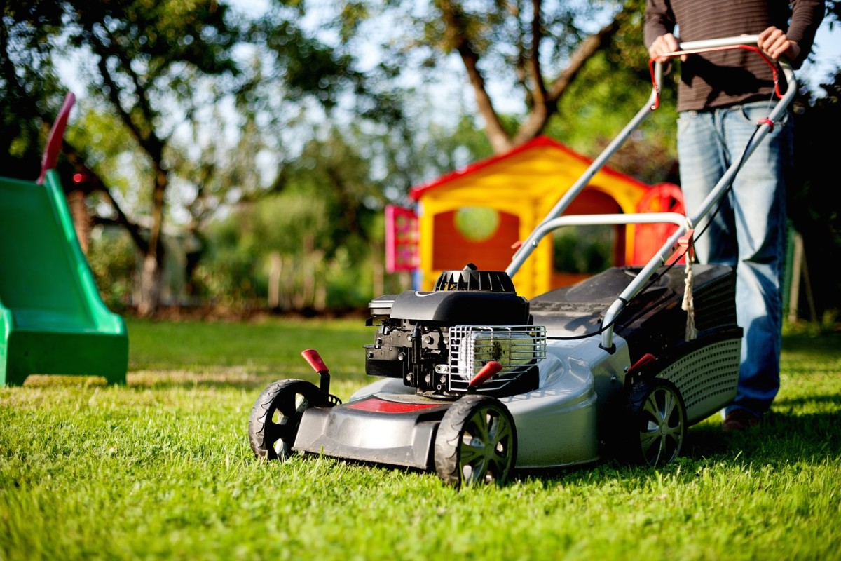 Are You Guilty of Being a Lawn Mower Parent?