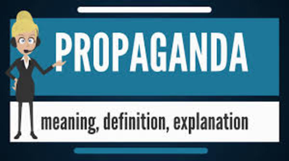 Uses of Propaganda