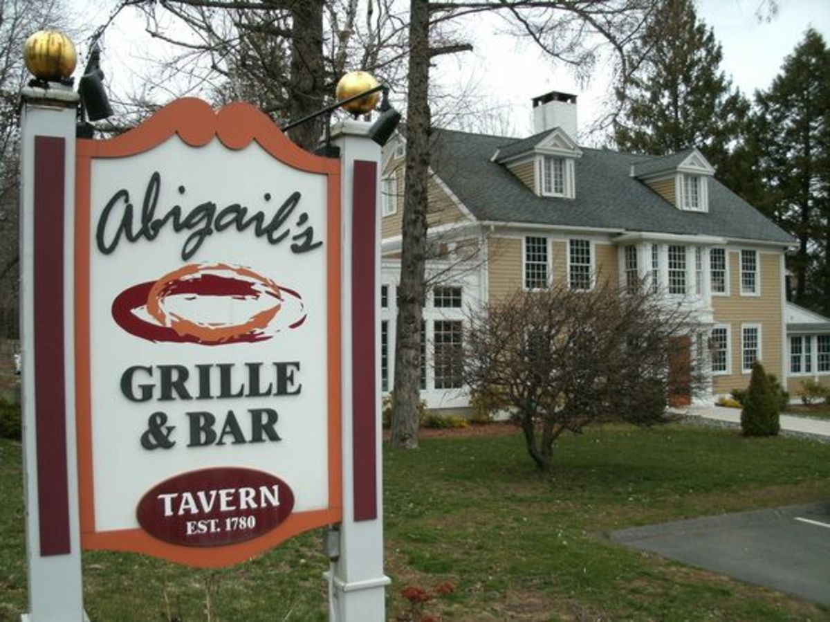 Abigail's Grille and Bar said to be haunted by the ghost of Abigail Pettibone