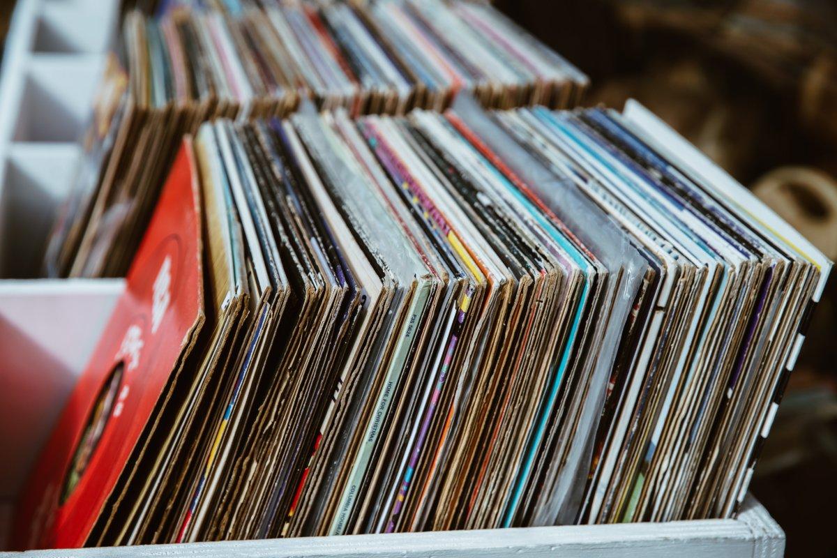 Weird Thrift Store Record Finds