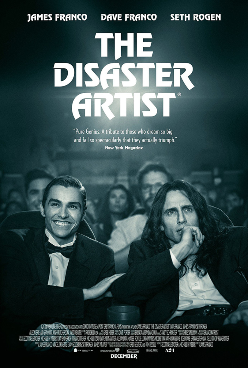 Should I Watch..? 'The Disaster Artist'