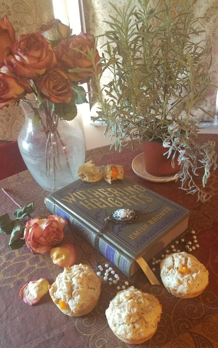 Wuthering Heights: Book Discussion and Themed Muffin Recipe