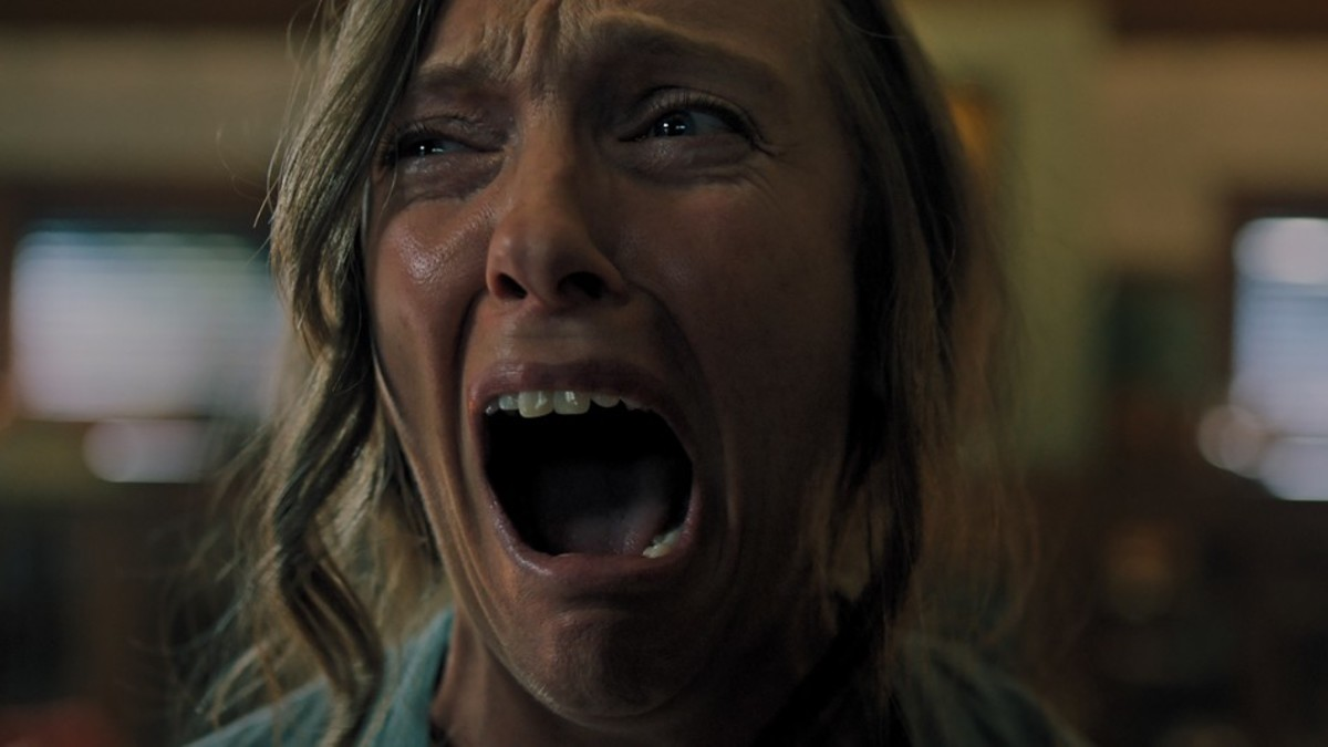 Tony Collete is absolutely horrifying in her starring role. yet Hereditary lacks the same scary zeal.