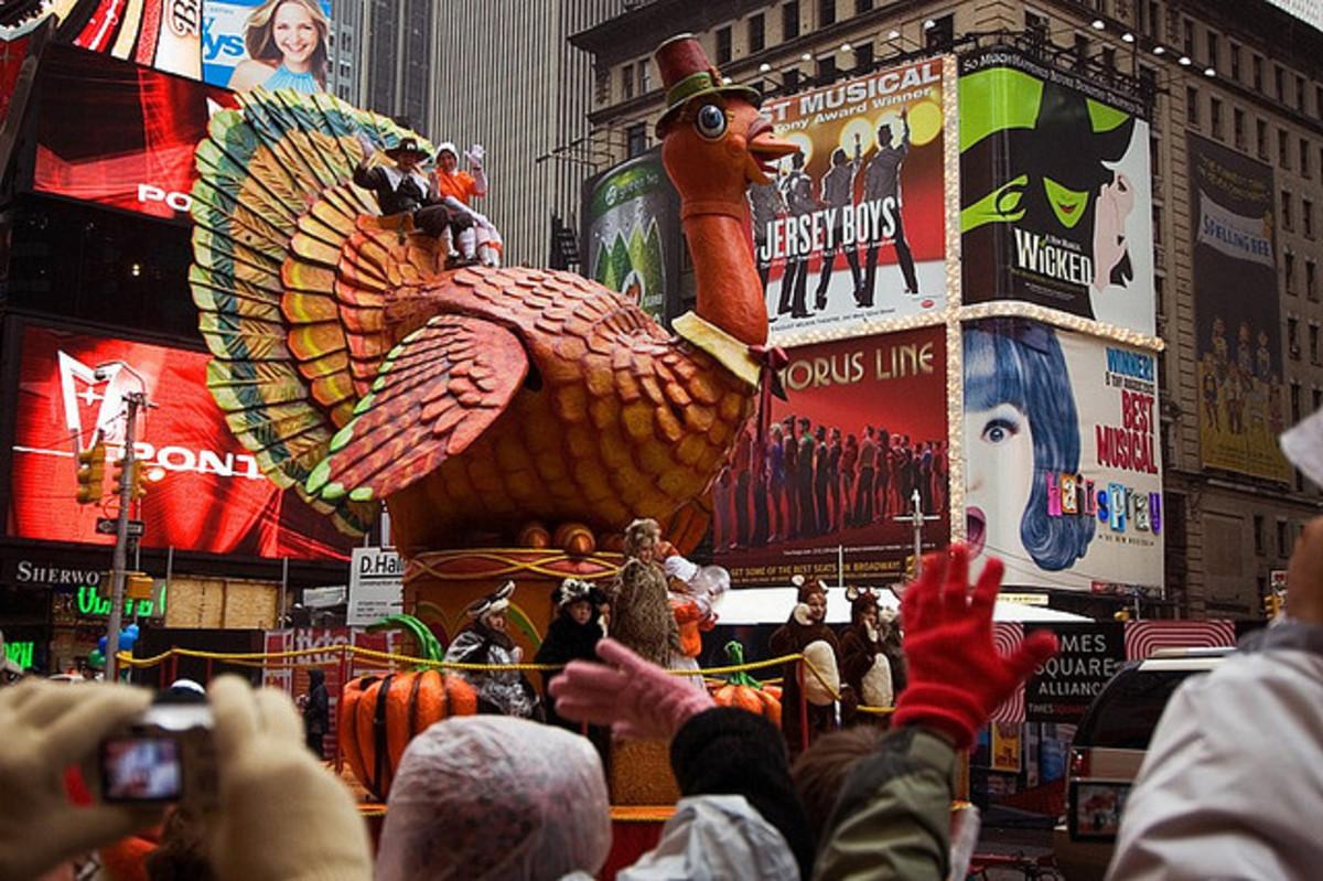 Thanksgiving in New York City 2018