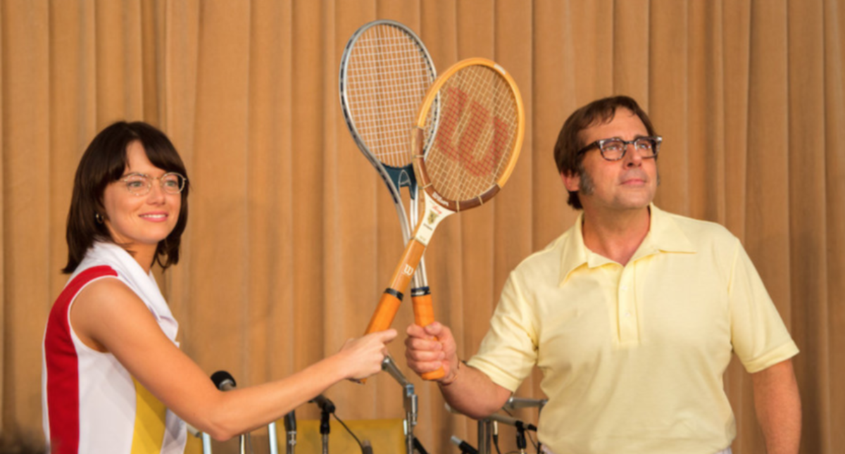Random Review: Battle of the Sexes