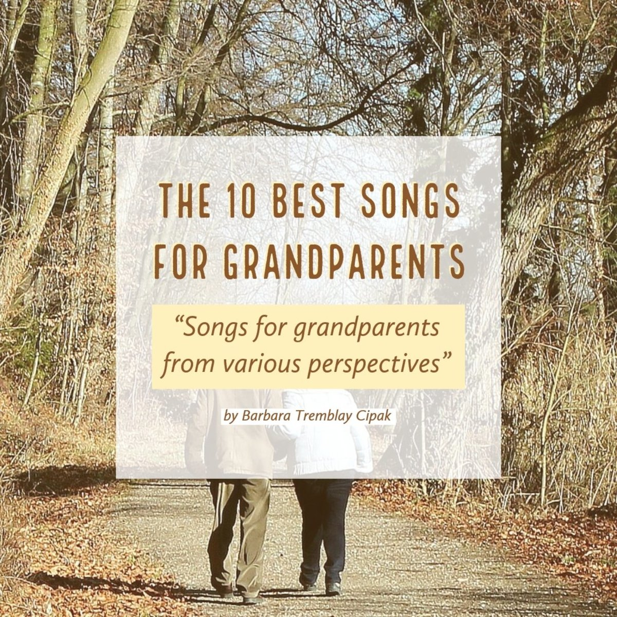 The 10 Best Songs for Grandparents   Spinditty