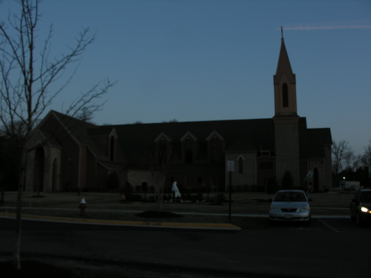St. Theresa Church April, 2015