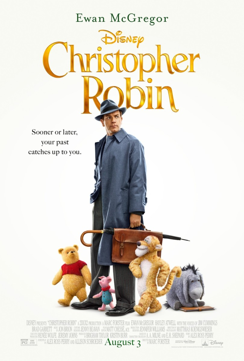 "Movie Review: ""Christopher Robin"""