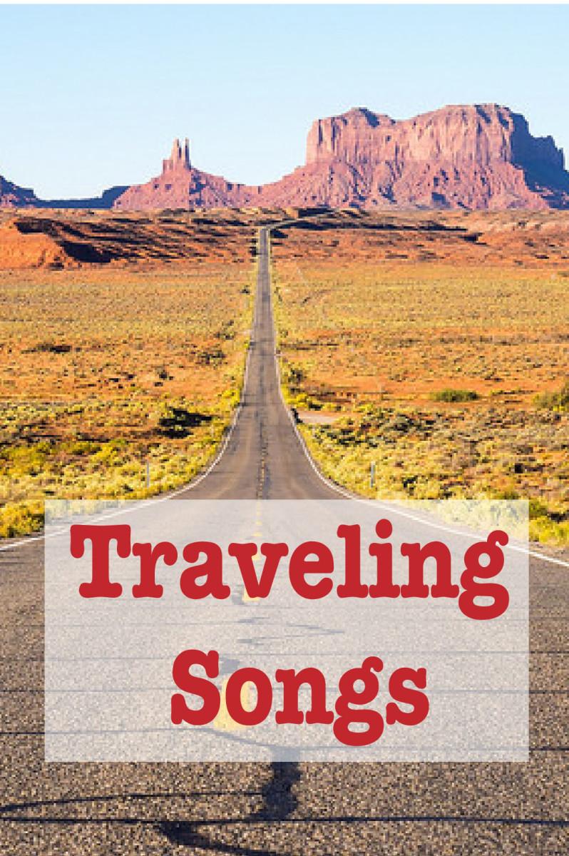 10 Restless Wandering or Traveling Songs