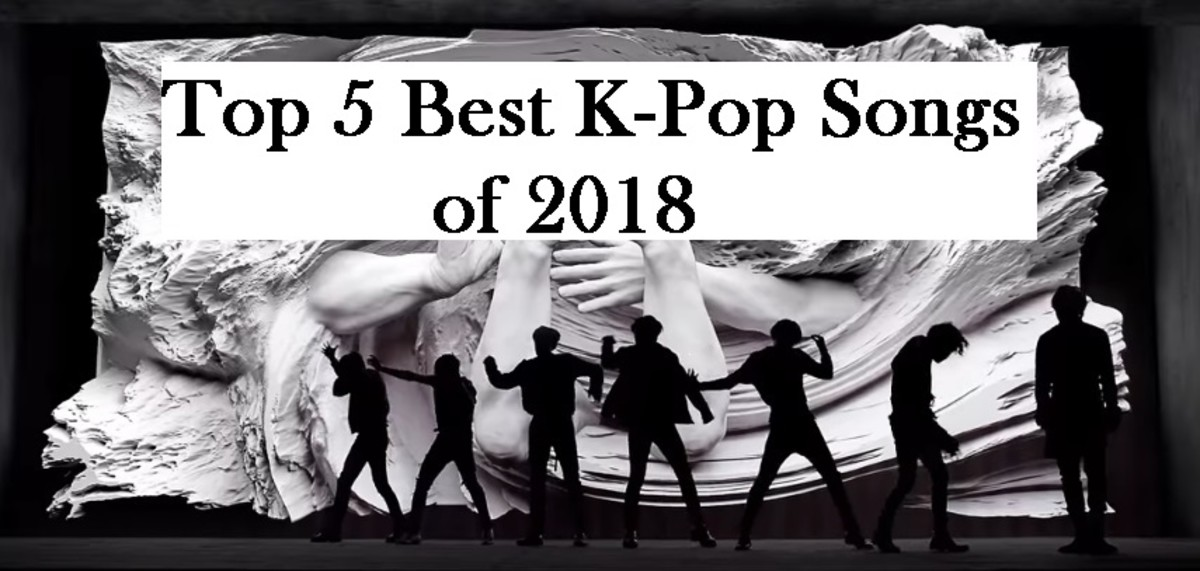 Listen to Top 5 Best KPOP Songs of 2018