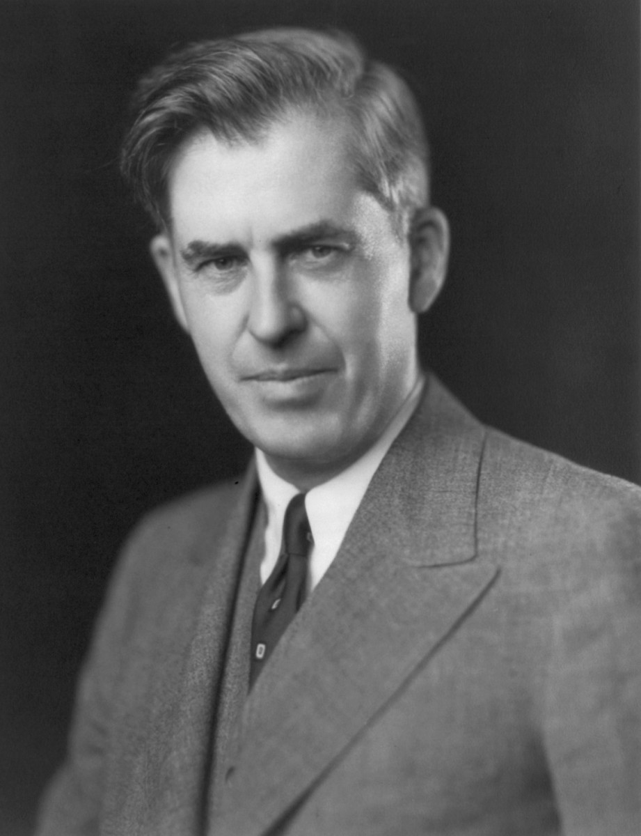 Henry A. Wallace: 33rd Vice President of the United States
