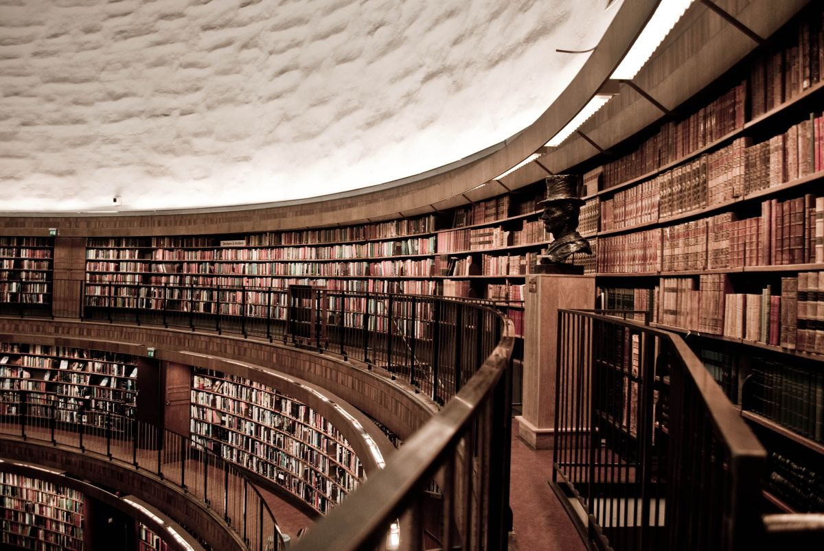 Stockholm Central Public Library