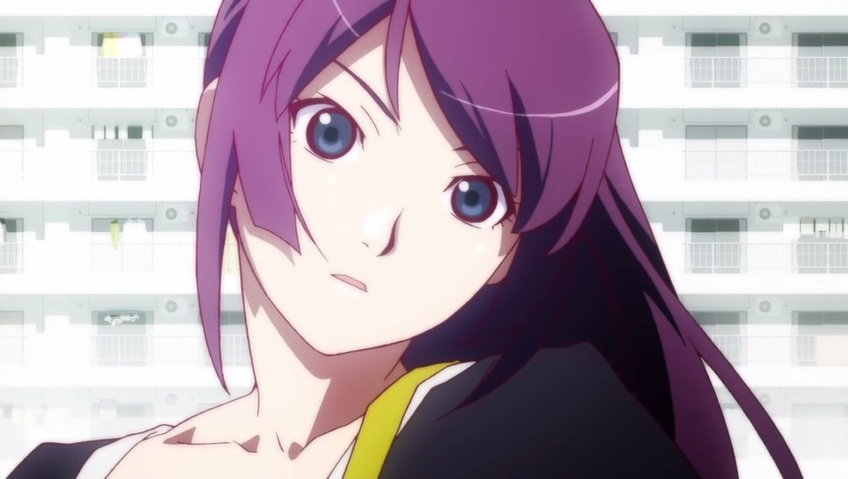 Reaper's Reviews: 'Bakemonogatari'