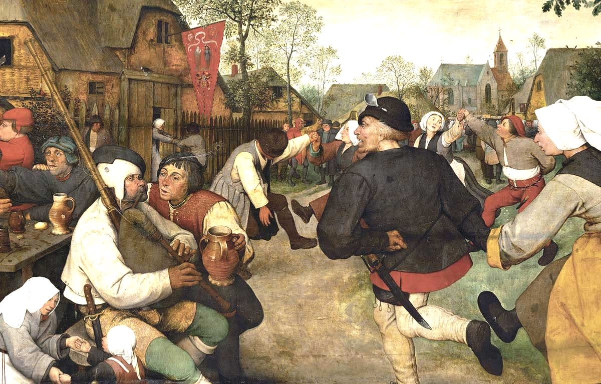 A Dance to the Death: The Dancing Plague of 1518