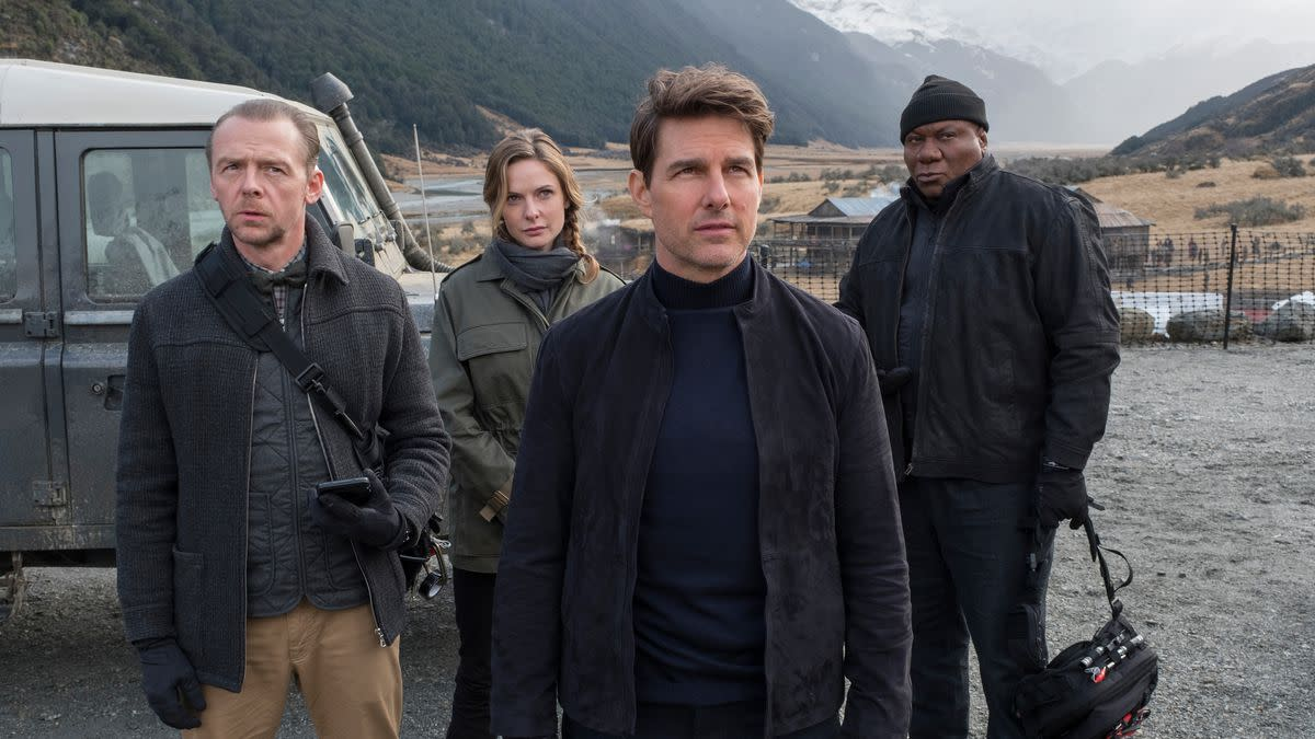 'Mission: Impossible - Fallout' Review