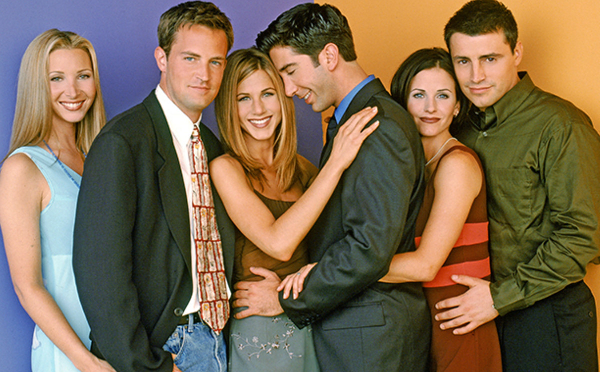 """Which Character on """"Friends"""" Was the Greatest?"""