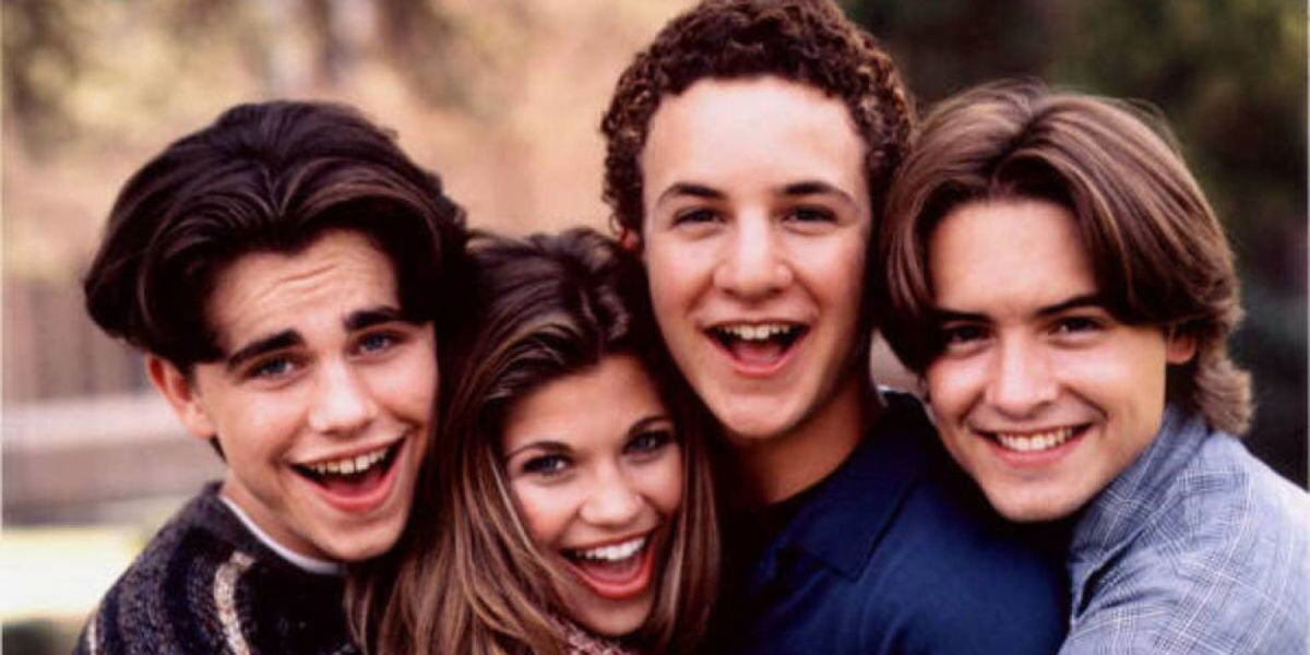 What happened to eric from boy meets world