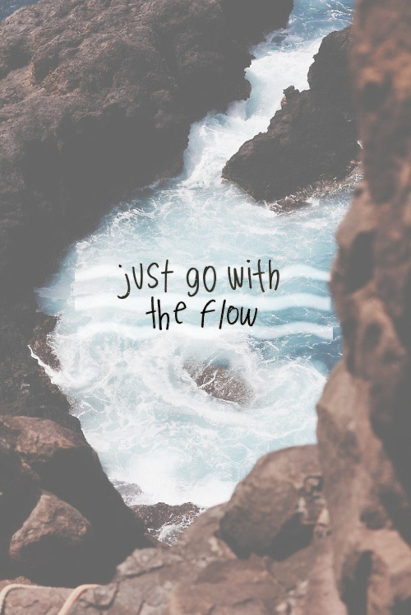 Just Go..