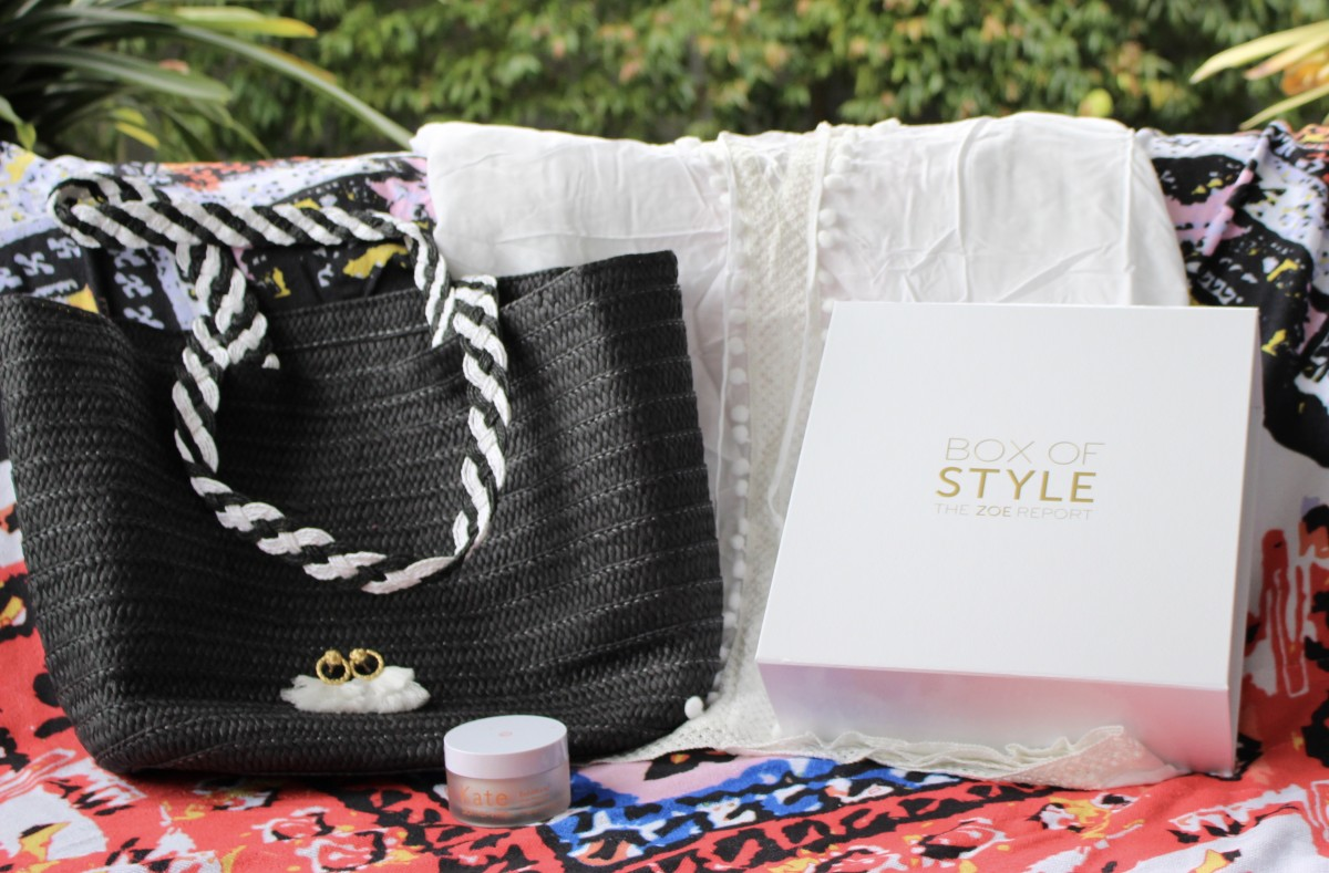 The Box of Style—offering a selection of gorgeous goods at a fraction of the retail price.