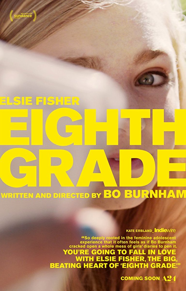 'Eighth Grade': A Review