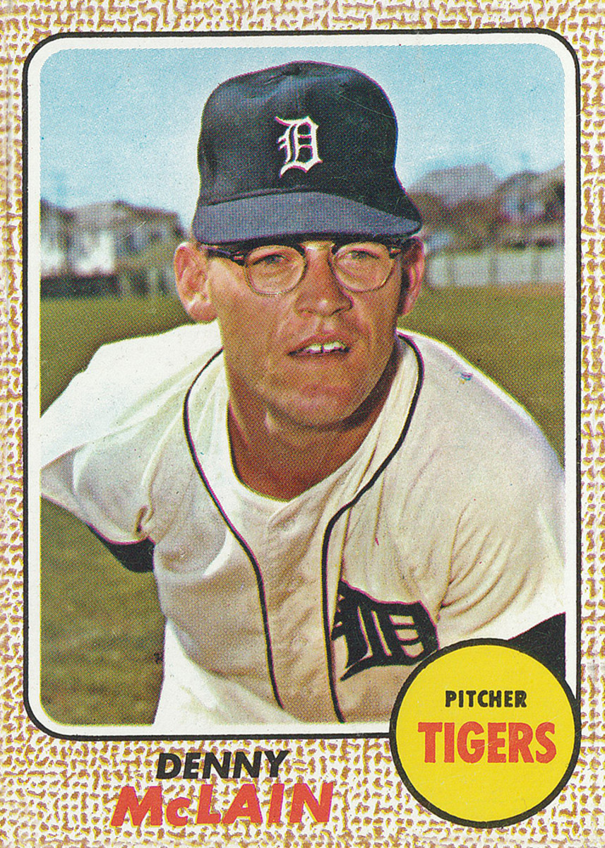 In 1968, Denny McLain posted one of the best seasons in history.