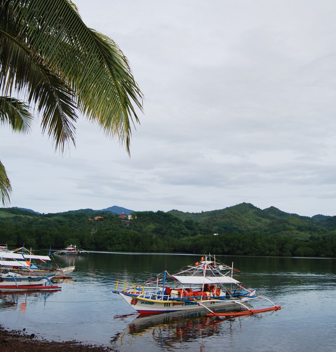 Visit the Philippines: Island-Hopping in Honda Bay, Palawan