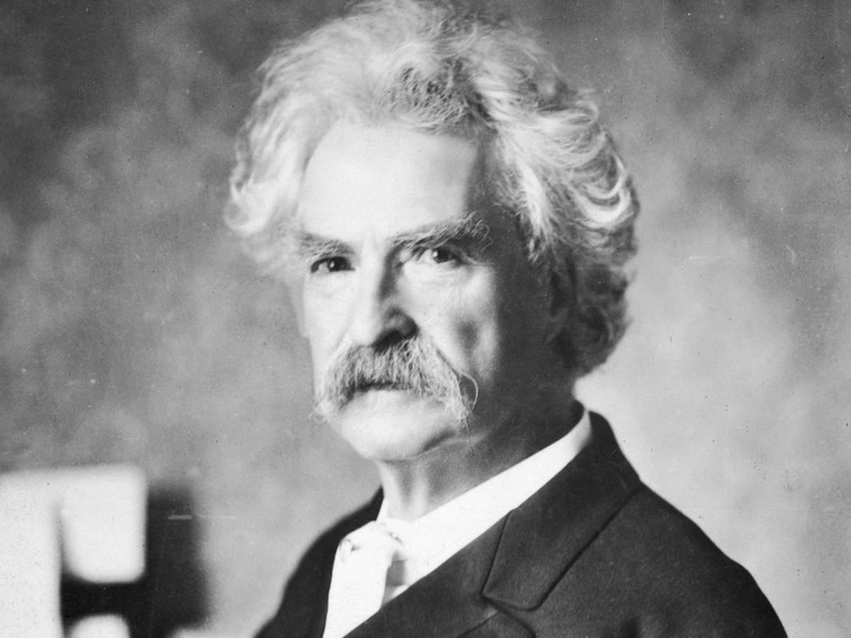 On Mark Twain's Critique of the Book of Mormon
