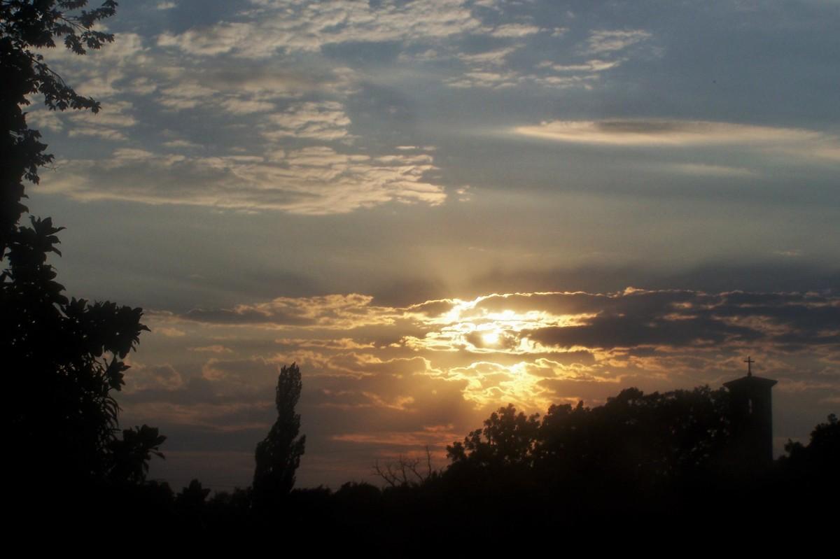 Each dawning is a joy...