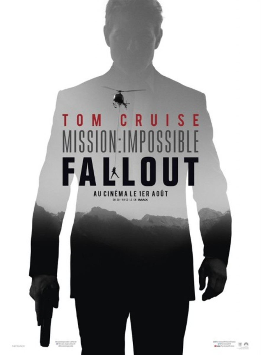 New Review: 'Mission: Impossible: Fallout' (2018)