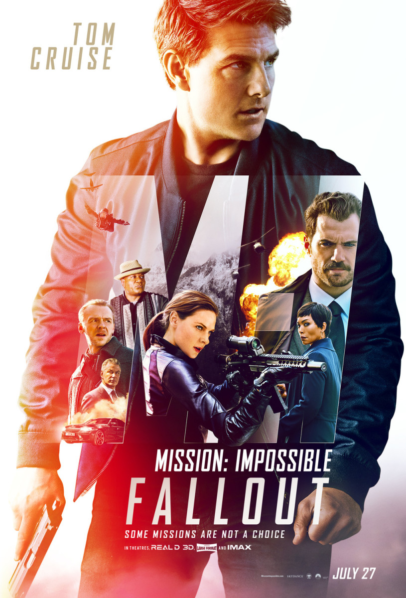 "Movie Review: ""Mission Impossible: Fallout"""