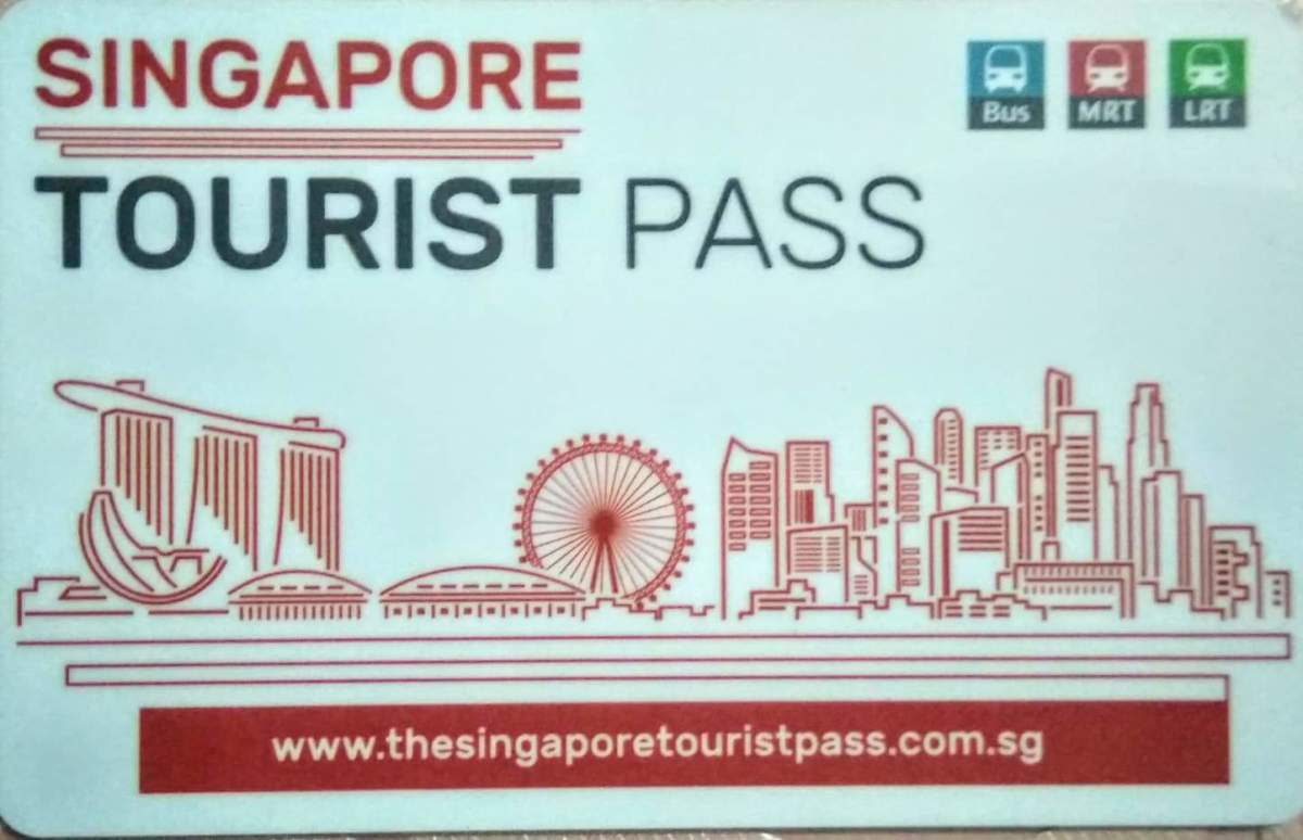 The Singapore Tourist Pass