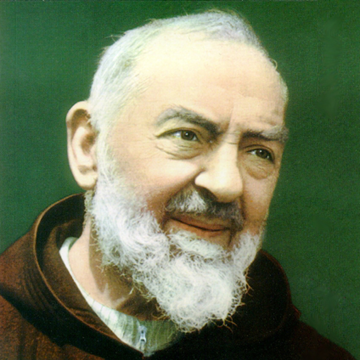 Officially, Padre Pio is St. Pio since his canonization in 2002.