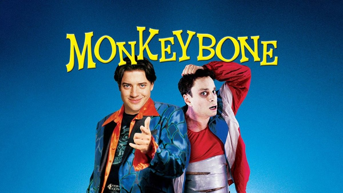 The Most Hilarious Moments of Monkeybone