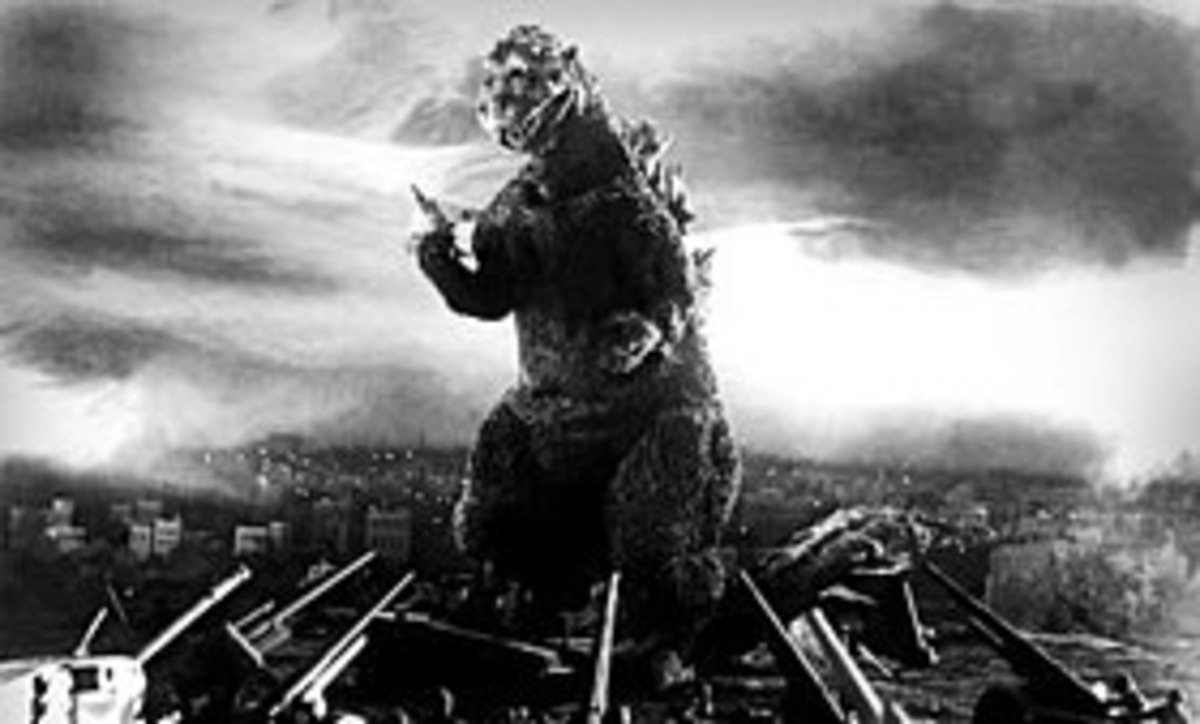 What to Do When Your Vacation Is Ruined by Godzilla