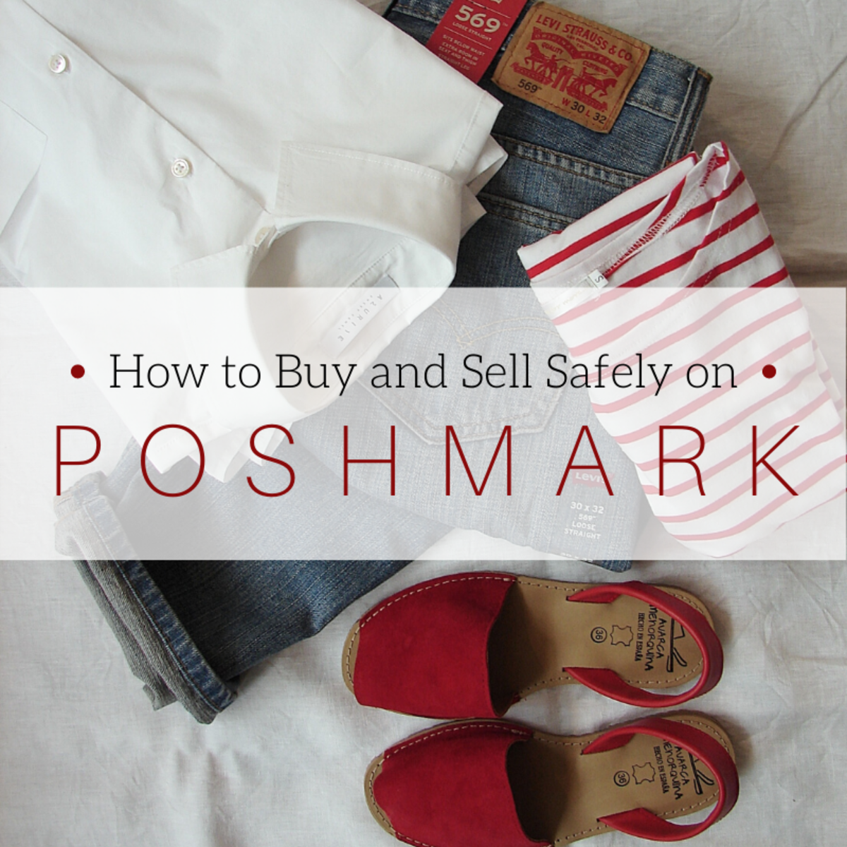 Poshmark is a safe place to shop for gently used styles at affordable prices online.