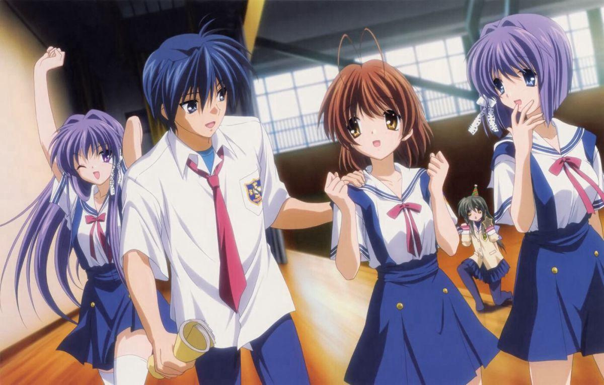 10 Best High School Romance Anime