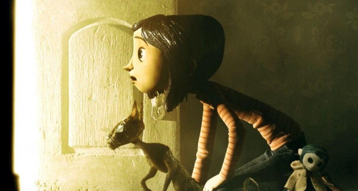 Coraline Is Actually a Bad Protagonist