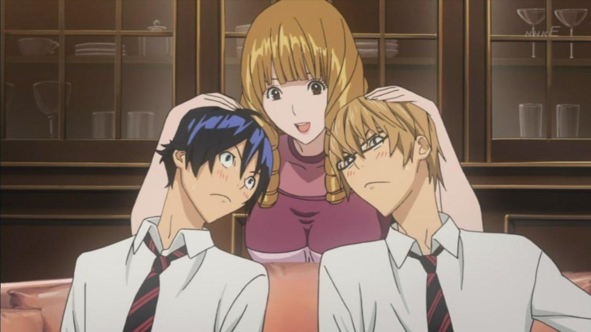 Top 10 Romantic Comedy Anime Series  ReelRundown