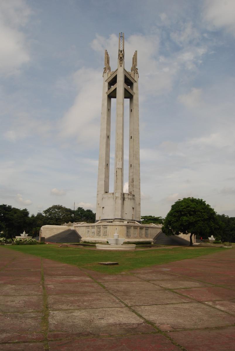 """Quezon Memorial Circle (or """"the Circle"""")"""