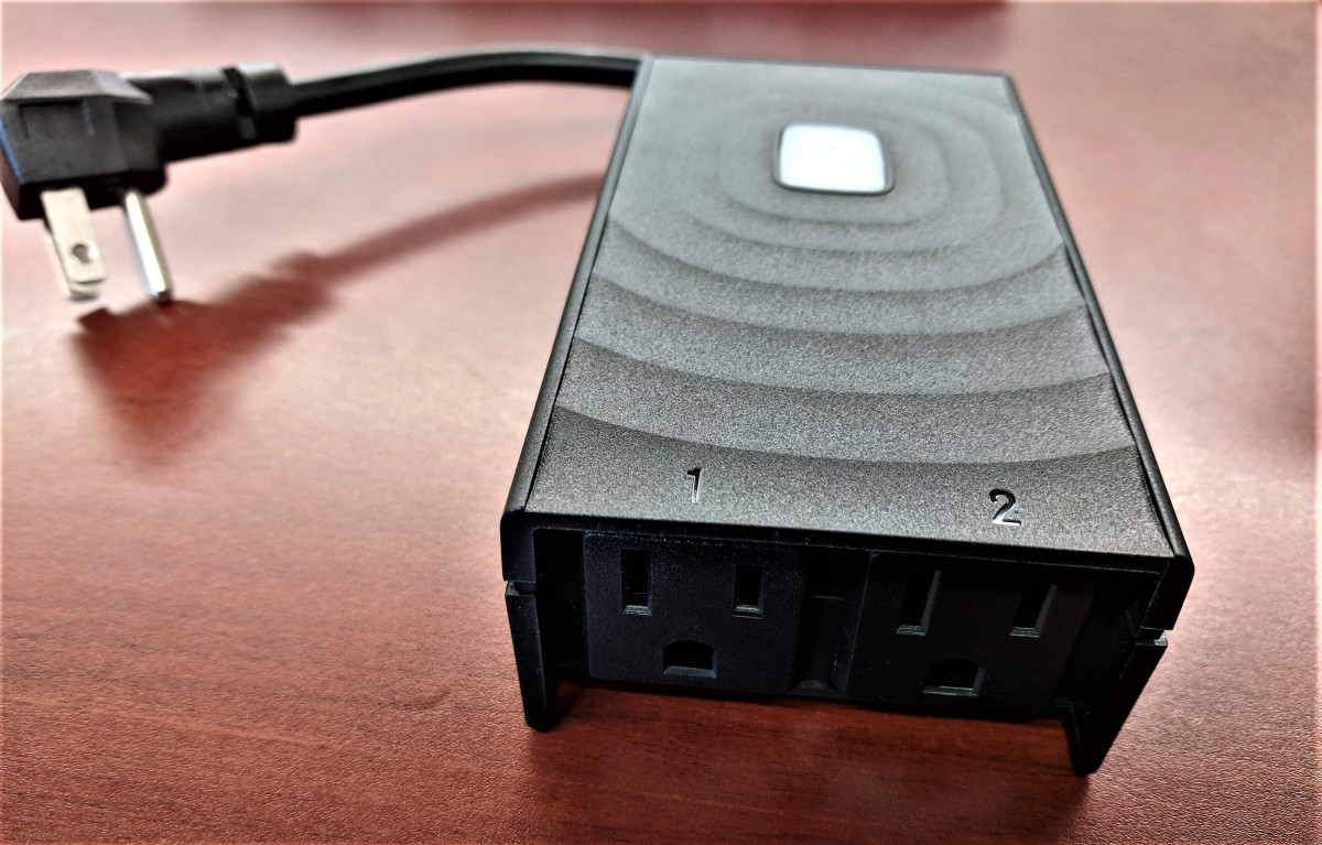 Review of Meross Smart Outdoor Plug With 2 Outlets (Works With