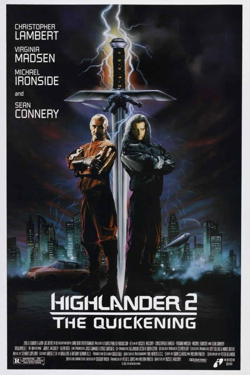 Should I Watch..? 'Highlander II: The Quickening'