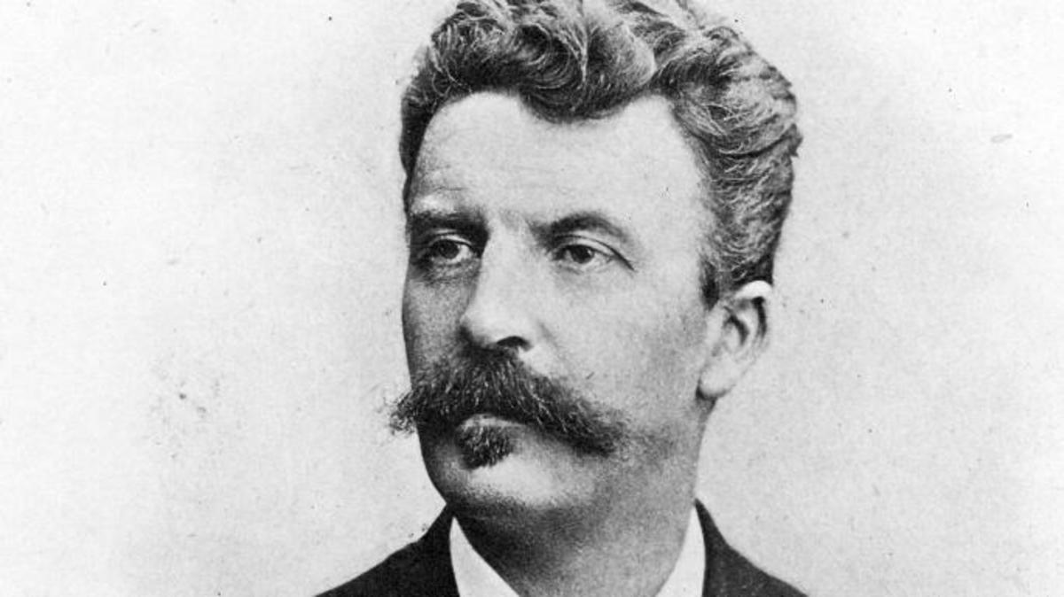 Guy de Maupassant featured deformity as a theme in plenty of his work.