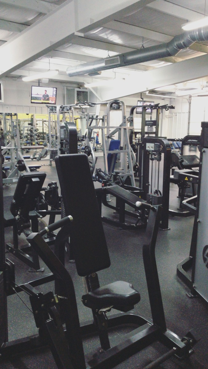 7 Things You Might Be Doing Wrong at The Gym