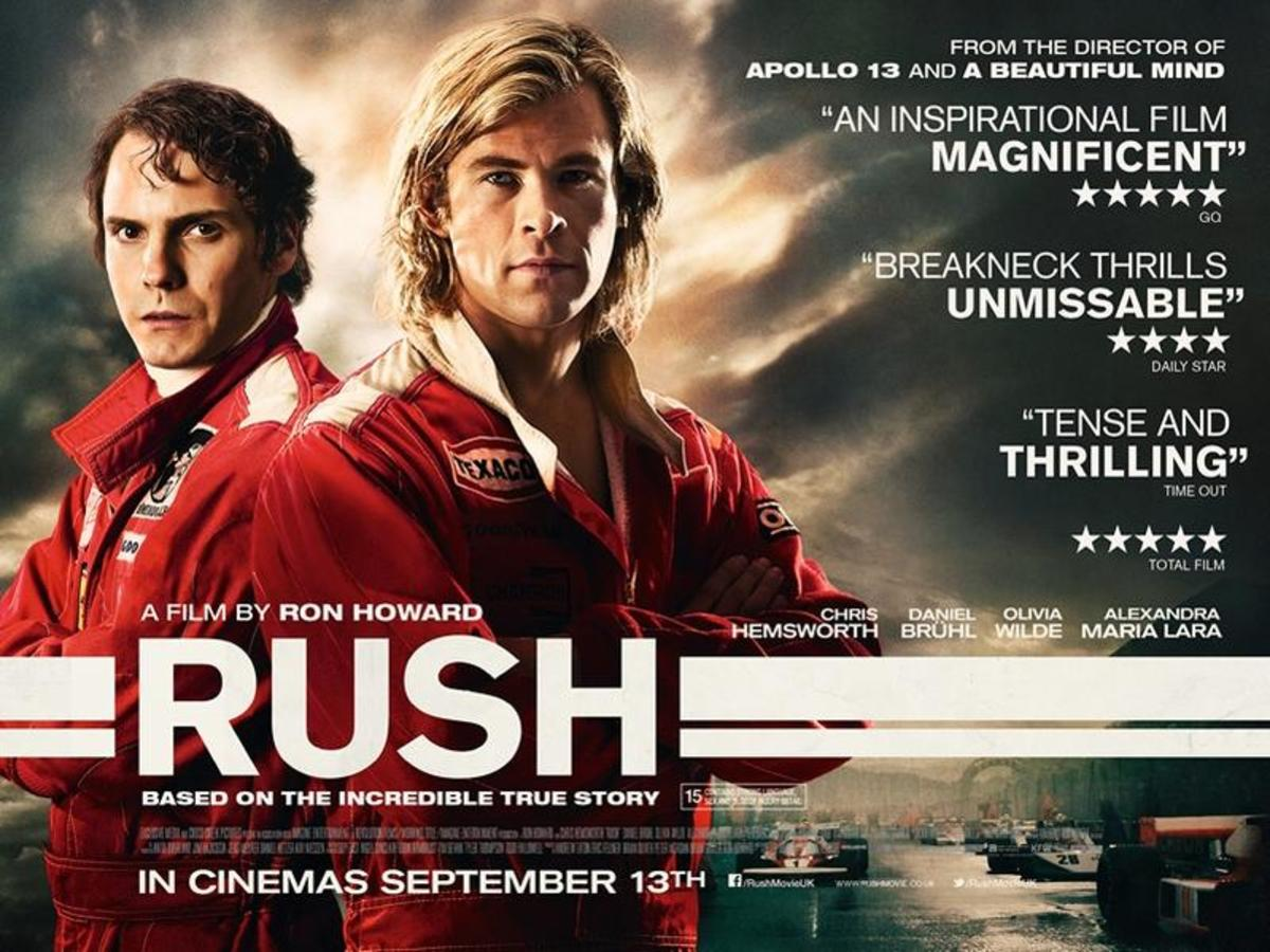 Should I Watch..? 'Rush'