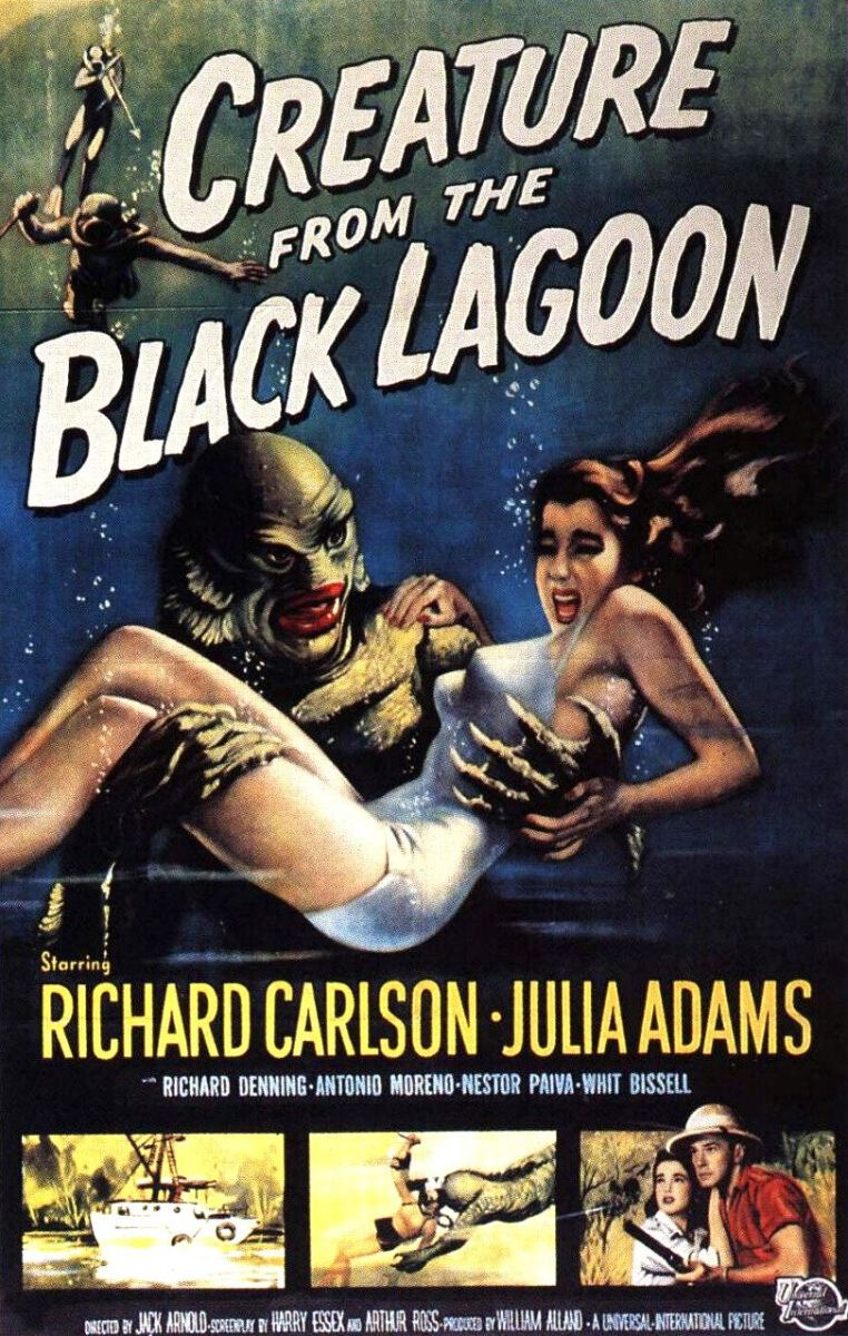 'Creature From the Black Lagoon' (1954) Film Review