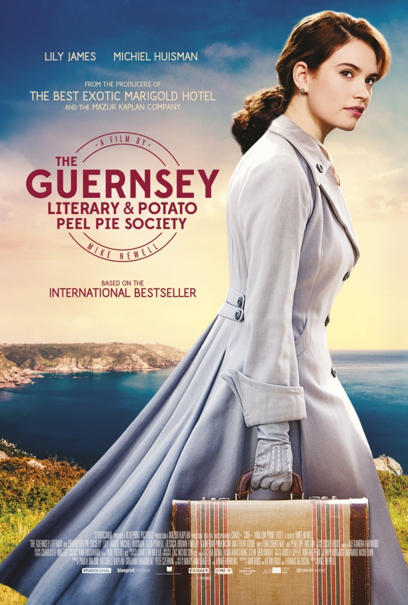 'The Guernsey Literary and Potato Peel Pie Society' Movie Review