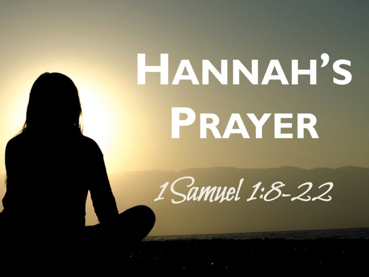 Hannah's Story in the Bible