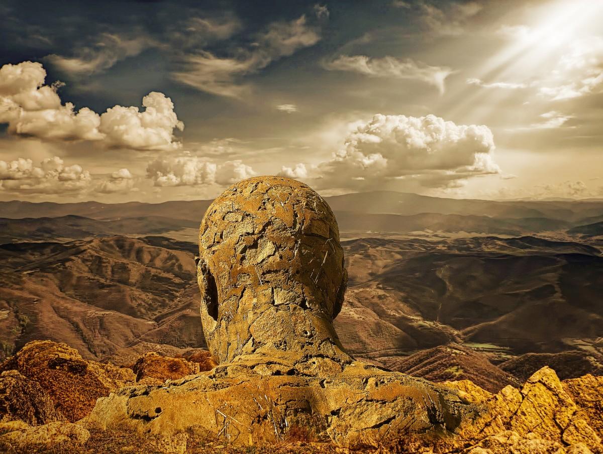 I Am Not a Stone, I Am a Mountain